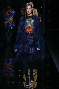 Показ мужской и женской коллекций на парижской Неделе моды, 2017