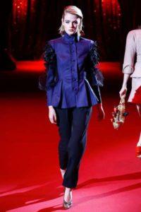 Коллекция бренда Ulyana Sergeenko весна-лето 2017 на Неделе высокой моды в Париже