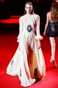 Новая коллекция Ульяны Сергиенко, весна-лето 2017, на Неделе haute couture в Париже