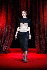 Ulyana Sergeenko показ коллекции весна-лето 2017 haute couture