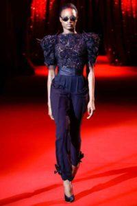 Коллекция Ульяны Сергиенко весна-лето 2017 на Неделе высокой моды в Париже