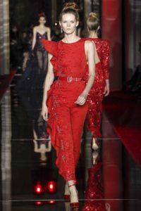 Париж, Неделя высокой моды, показ коллекции Zuhair Murad весна-лето 2017