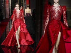 Новая коллекция Зухаира Мурада, весна-лето 2017, на Неделе haute couture в Париже