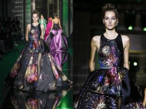 Коллекция Зухаира Мурада весна-лето 2017 на Неделе высокой моды в Париже