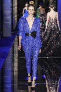 Коллекция вечерних платьев Зухаир Мурад в Париже