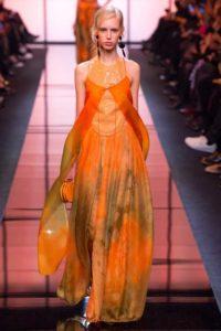 Париж, Неделя высокой моды, показ коллекции Armani Prive весна-лето 2017