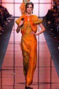 Новая коллекция Джорджо Армани, весна-лето 2017, на Неделе haute couture в Париже