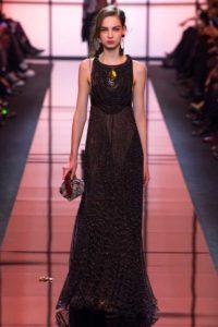 Коллекция Armani Prive на Неделе высокой моды в Париже