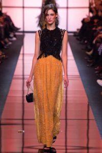 Вечерние платья от дизайнера Джорджо Армани