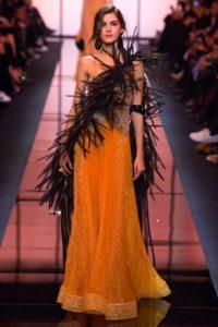 Вечерние платья от Джорджо Армани