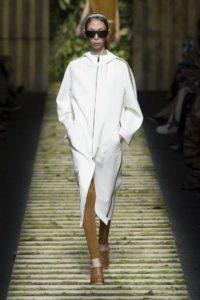 Показ новой весенне-летней коллекции MaxMara в Милане