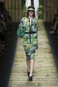 Милан, Неделя моды, показ коллекции MaxMara весна-лето 2017