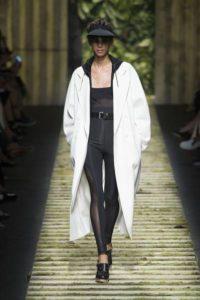 Коллекция Max Mara на Неделе моды в Милане