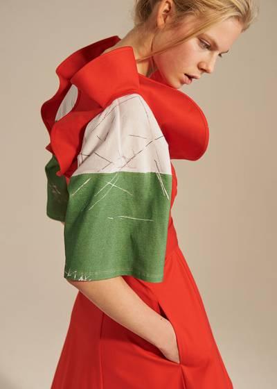 Новая коллекция летних платьев Vika Gazinskaya, фото 2017