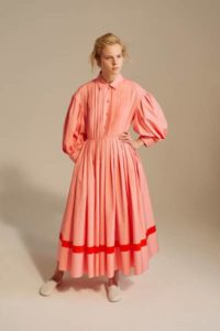 Новая коллекция Вики Газинской, весна-лето 2017, на Неделе в Париже