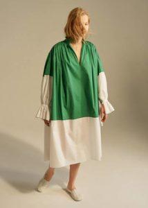 Новая коллекция летних платьев Vika Gazinskaya, лукбук 2017