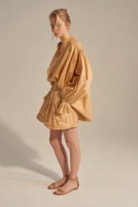 Лукбук российского бренда Vika Gazinskaya на Неделе моды в Париже