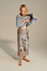 Коллекция бренда Vika Gazinskaya весна-лето 2017 на Неделе моды в Париже