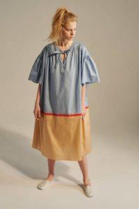 Коллекция Vika Gazinskaya весна-лето 2017 на Неделе моды в Париже