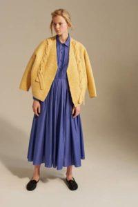 Модные кардиганы и юбки от Вики Газинской, весна-лето 2017