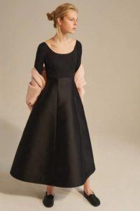 Коллекция платьев Вики Газинской в Париже, 2017