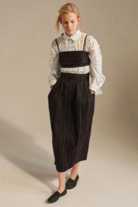 Одежда от дизайнера Вики Газинской, 2017