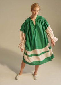 Новая коллекция платьев Vika Gazinskaya в Париже