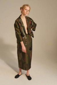 Одежда в стиле 80-х от Вики Газинской весна-лето 2017