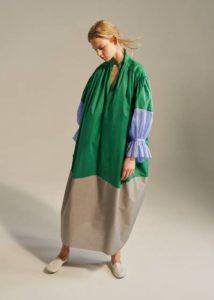 Vika Gazinskaya, лукбук модной женской одежды весна-лето 2017, Париж