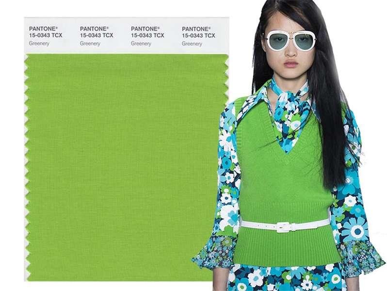 самые модные цвета одежды весна 2017
