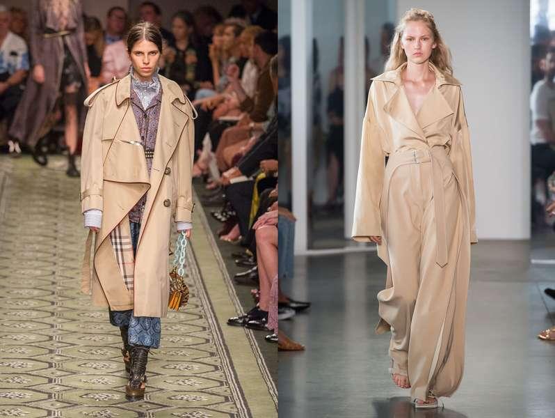 модные оттенки одежды весна лето 2017