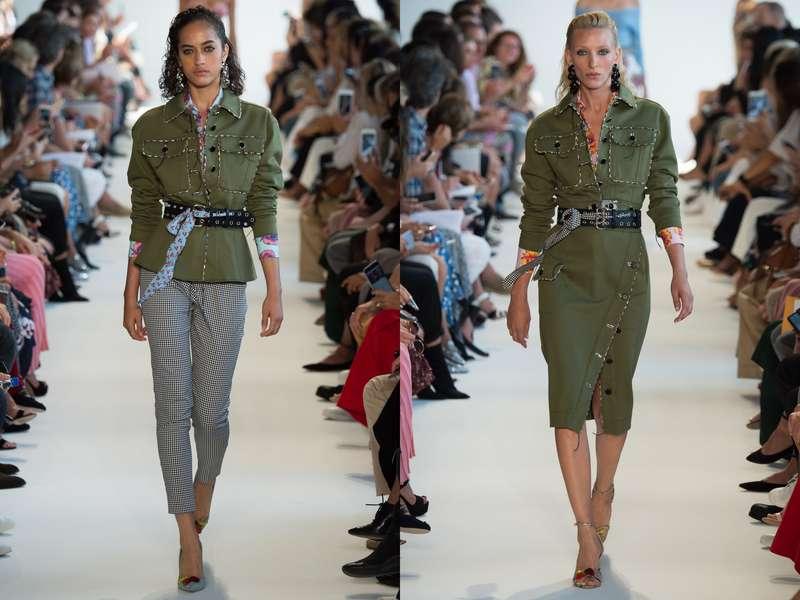модные цвета весна лето 2017 по версии пантон