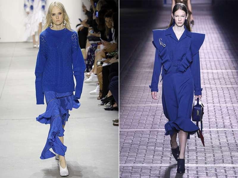 модные цвета весны 2017 по версии пантон