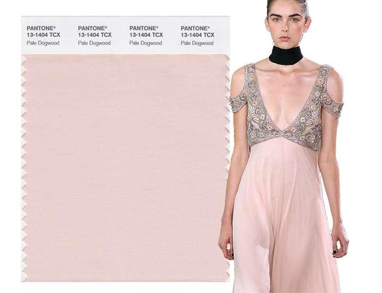 модные оттенки весны 2017
