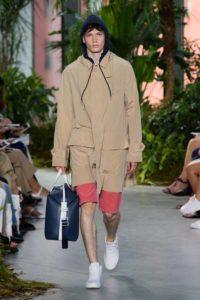 Коллекция бренда Лакоста весна-лето 2017 на Неделе моды в Нью-Йорке
