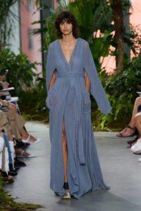 Коллекция Lacoste на Неделе моды в Нью-Йорке