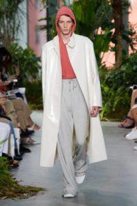 Коллекция Лакост на Неделе моды в Нью-Йорке