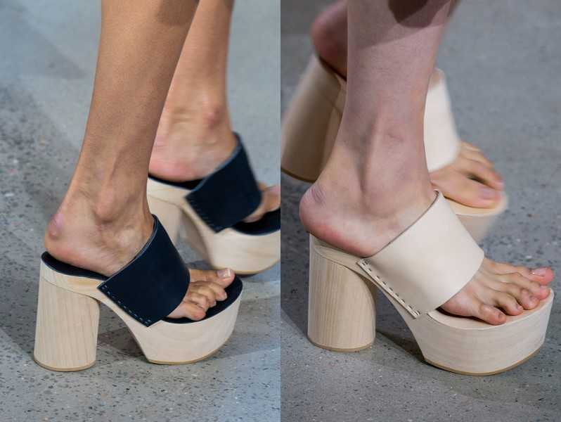 Женская обувь Lacoste весна-лето 2017