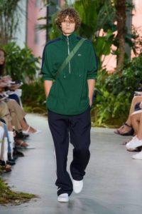 Коллекция мужской одежды Lacoste весна-лето 2017