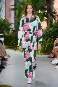 Коллекция женской одежды Lacoste весна-лето 2017