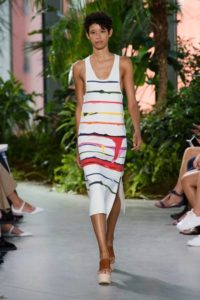 Платье Lacoste весна-лето 2017