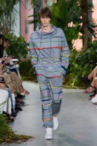 Мужская модная одежда весна-лето 2017 от Лакост
