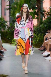 Коллекция Lacoste весна-лето 2017 на Неделе моды в Нью-Йорке