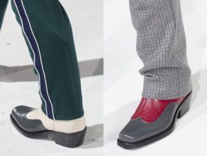 мужская обувь Calvin Klein осень-зима 2017 2018