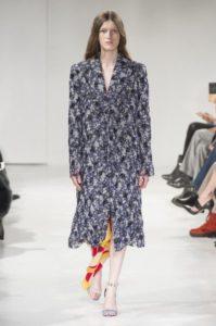Коллекция бренда Calvin Klein осень-зима 2017 2018 на Неделе моды в Нью-Йорке