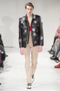 Коллекция Кельвин Кляйн на Неделе моды в Нью-Йорке