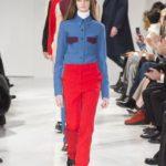 Показ новой коллекции Calvin Klein на Неделе моды в Нью-Йорке