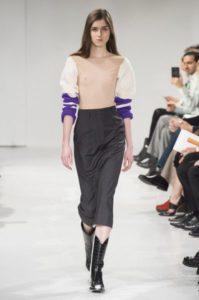 Коллекция Calvin Klein на Неделе моды в Нью-Йорке
