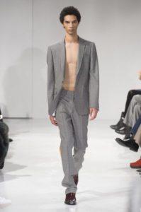 Показ новой коллекции Calvin Klein в Нью-Йорке