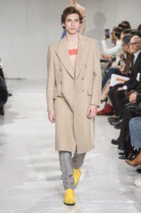 Коллекция Calvin Klein в Нью-Йорке, февраль 2017